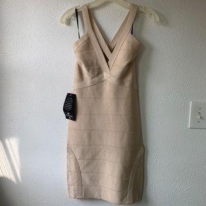 NWT Blush Bebe bandage dress